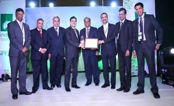 Indus platinum award