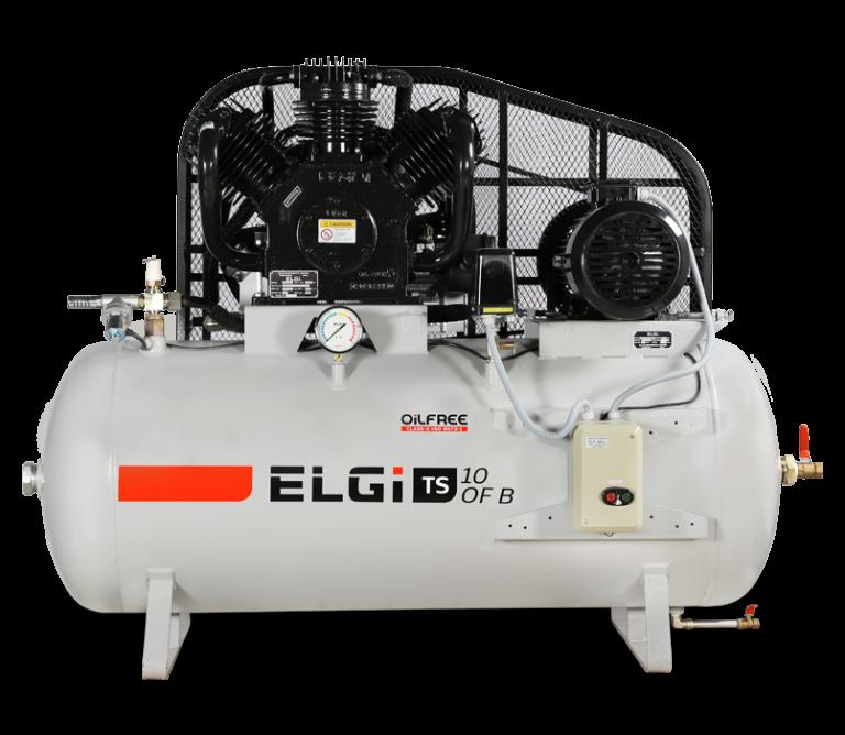 Oil Free Piston Compressor 1