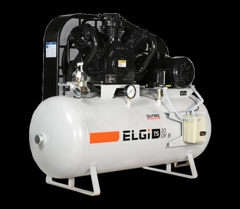 Oil Free Piston Compressor 2