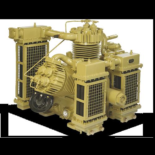 Railway Compressor RR-80101