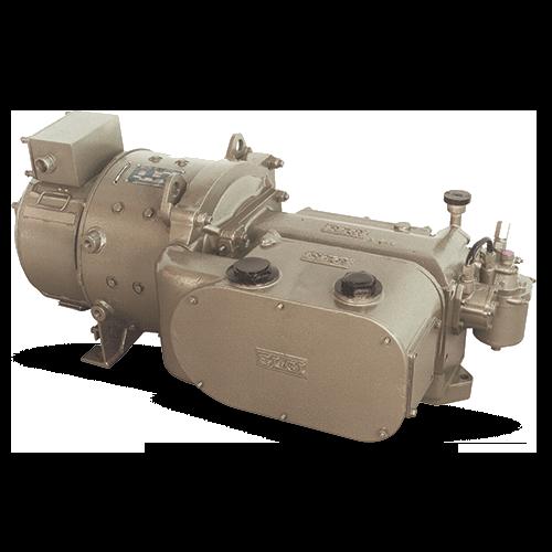 Railway Compressor TRC-1000-DCM