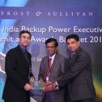 power backup excellence award