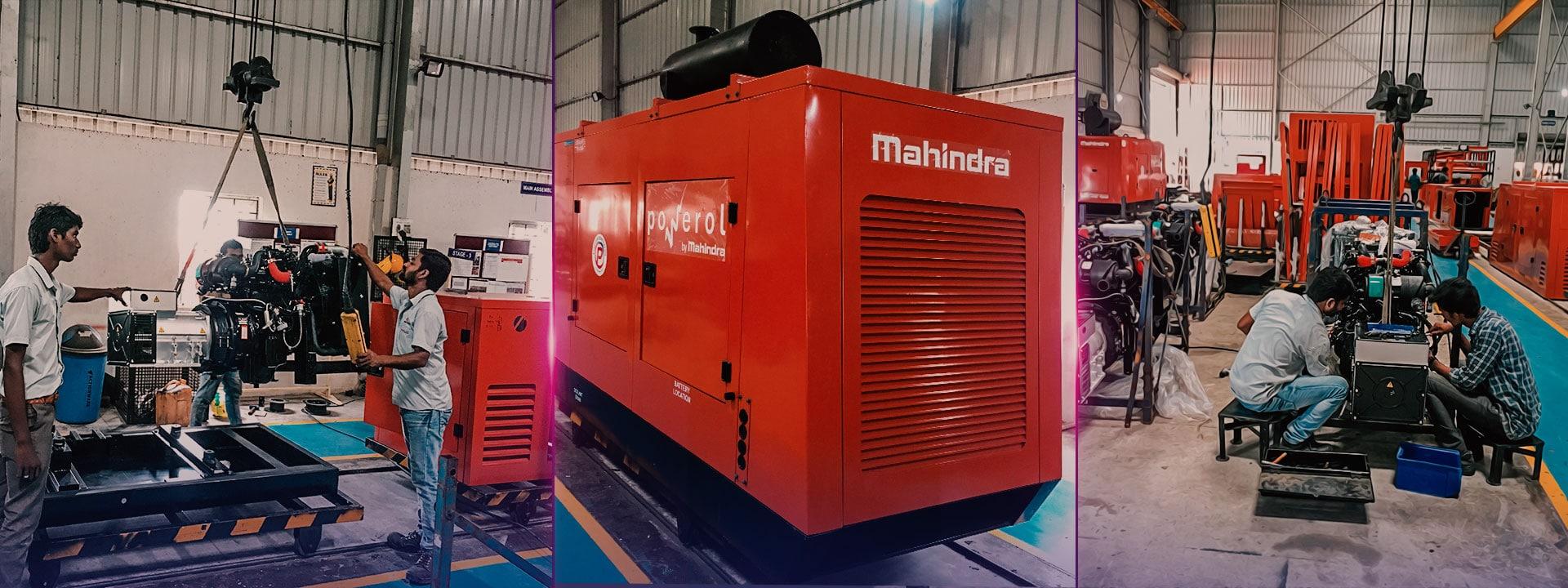 Diesel Generator Manufacturer in Chennai