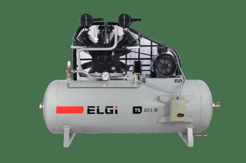 Rental reciprocating air compressor