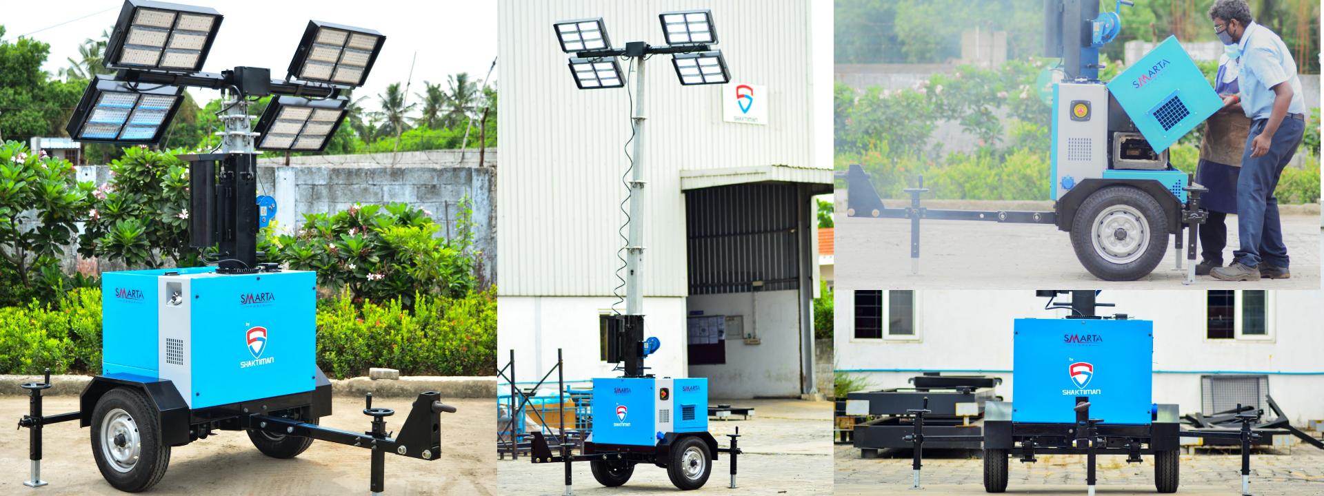 Mobile Light tower dealers