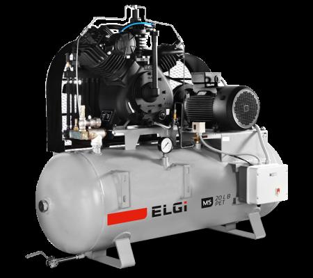 3-120 hp High Press Piston Compressor
